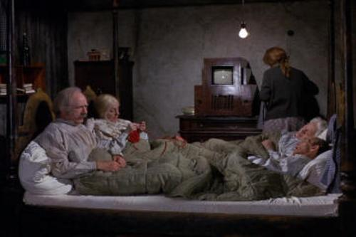 Other reasons why Grandpa Joe cannot leave the bed: the liberal media, violent video games, Barack Obama's socialist policies.