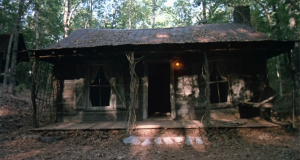 The Happy Cabin.