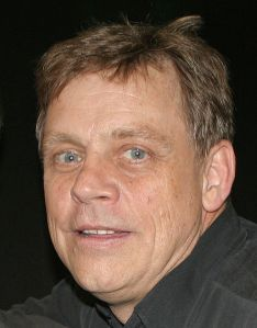Heath Ledger may be the face but Mark Hamill is the iconic voice of the Joker.