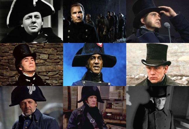 And that's the way they all became the Javert Bunch!