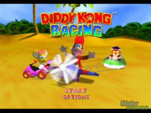 Diddy Kong Racing allowed for multiple vehicle-types on the same course. Sonic & All-Stars Racing Transformed regulates it to sections.