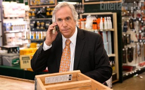 Barry Zuckerkorn was a good side character who was naturally phased out in the initial run of Arrested Development. He is abruptly back in the new season.