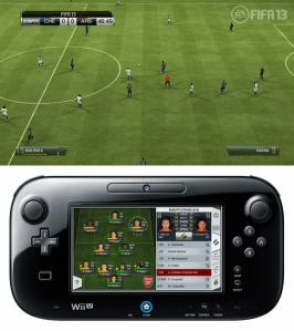 Sad to see EA stop supporting Wii U as it had the perfect controller for Sports games.