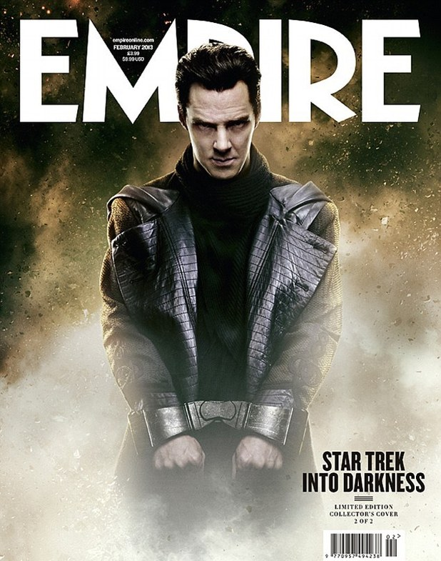 The identity of Benedict Cumberbatch's character in Star Trek Into Darkness has been at the center of it's marketing campaign.