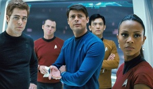 The entirety of the cast returns from the 2009 film and continues their great performances in Star Trek Into Darkness.