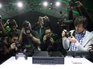 """Personally, I don't think day one really showed off the Xbox One's """"good side""""."""