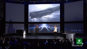 There was no mistake in dropping the name, Game of Thrones, directly before unveiling Halo.