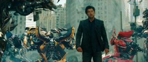 The decepticons take autobot prisoners in Transformers: Dark of the Moon. Patrick Dempsey's character is the one who suggests killing them.