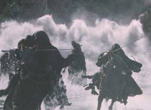 Rivendell dispatches with the pursuers.