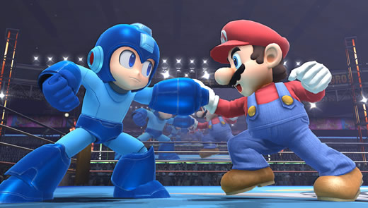 Mega Man highlighted the first three newcomers to Super Smash Bros. If that doesn't make you want to own this game than I don't know what will.