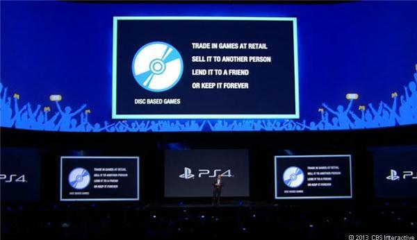 Sony's K.O. punch of E3 2013.