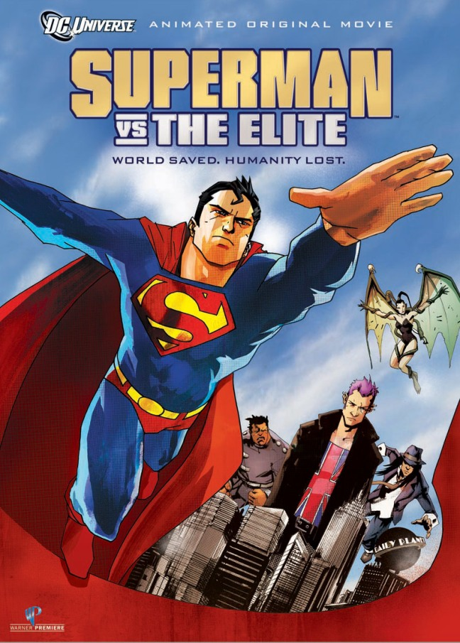If you want to see a film that encompasses Superman's morality and character in a much more competent way, check out this movie instead.