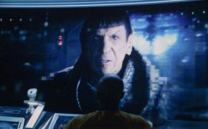 """""""I cannot alter your destiny. That being said, if William Shatner ever offers to direct, just say no."""""""