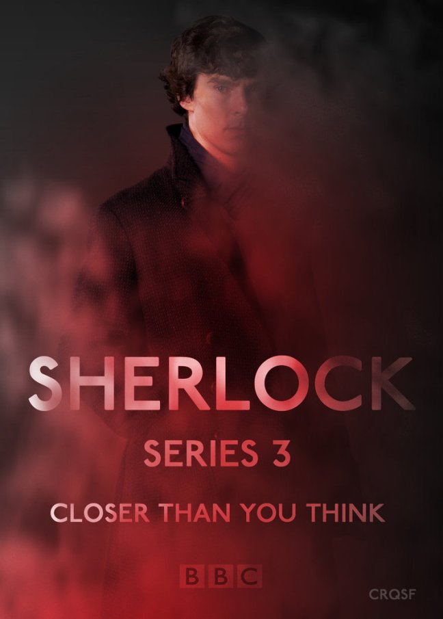 Sherlock returns to North America on January 14th... for anyone who is interested in waiting.
