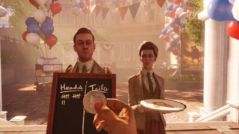 Personally I thought BioShock Infinite could have done with one more rewrite to give the ending real emotional impact.