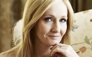 J.K. Rowling: boldly answering questions that no one asked.
