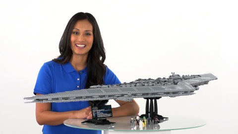 On a side note: who was the Lego Super Star Destroyer made for? No one who could actually assemble it could likely be publicly proud that they did so.