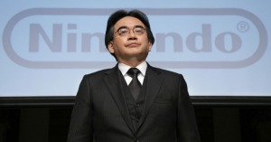 Satoru Iwata, who totally deserves to remain in charge of Nintendo, doing an awesome job of announcing the Year of Pikachu.