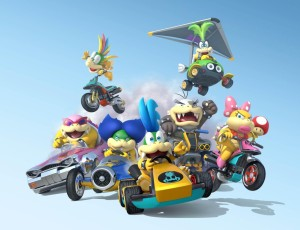 Oh man, I wasn't going to pay sixty bucks before but now: gotta have my koopalings.