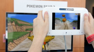 The Wii U gamepad will function as a camera for a believable gameplay experience.