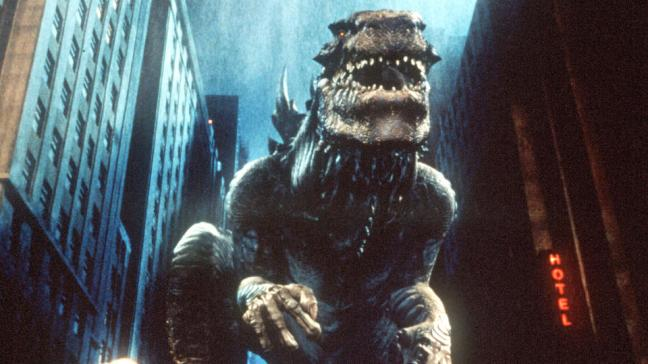 The Montreal Canadien version of Godzilla: smaller, quicker, can't take a shot... but probably could still wreck Boston if none of the city's military was working.