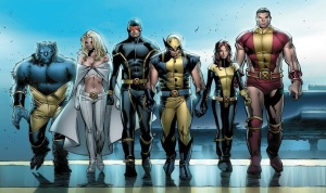 Even in the comics (or TV series), there is almost always a core group that remains unchanged. This allows whoever is writing to focus strongly on these characters.