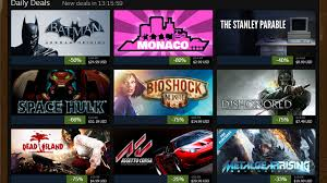Ah, Steam, your sales are always so wonderful to browse (and sometimes pick up all three Bioshocks for $15)