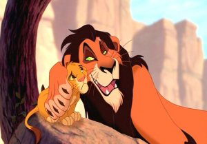 "Man, the Lion King has some real bad things to say about ""traditional"" uncle-nephew relationships."