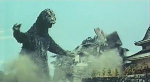 This Godzilla suit is regarded as one of the best in the series.