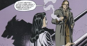 "Bigby is a very likeable protagonist, and his relationship with Snow White is one of the biggest ""awwwws"" in the series."