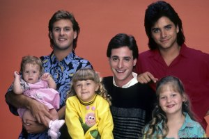 Gotta get my Full House fix! Party like it's 1995!