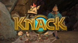 We have the critically panned Knack for the PS4.