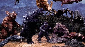 It probably didn't help that this film came right after Destroy All Monsters, a movie which featured an awesome battle royale and more monsters than any prior Godzilla film.
