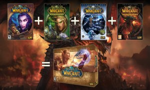 World of Warcraft is supported and expanded regularly, yet the game has also seen a wealth of retail expansions.
