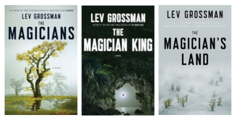 A fantastic little trilogy of books for anyone looking for well-written fantasy.