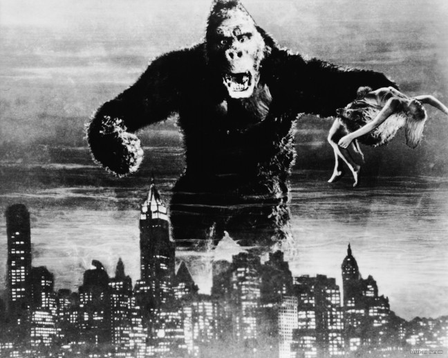 There are people out there who feel King Kong was made as a commentary on racism. Sure, if one discounts the people who made it - that is an acceptable thesis.