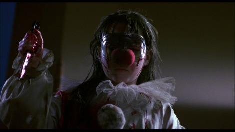 The movie sets up Myers' niece Jamie to be the next killer. This idea goes nowhere and is barely even mentioned in the following film. I guess they learned their lesson about trying new things with Halloween III.