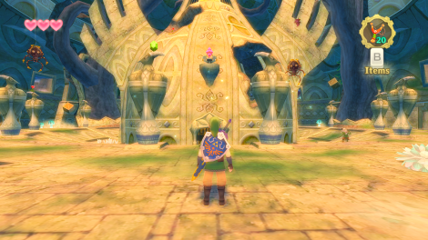 The visuals in Wii games like Skyward Sword would have been greatly improved by even 720p support. The orginal Xbox had 720p support.