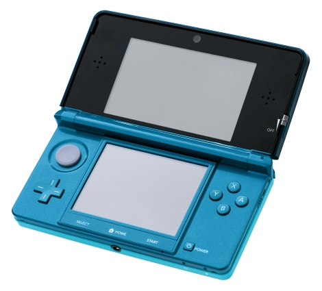 3DS has a huge game library and is backwards compatible with regular DS games.