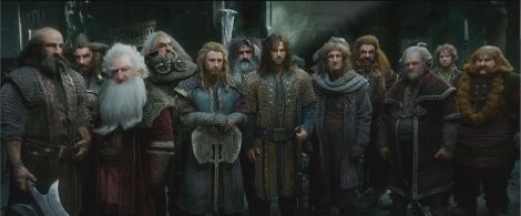 One of the benefits of three movies allowed Jackson to develop individual personalities and presences for each of the dwarves in the company. This allows for more investment in the battle.