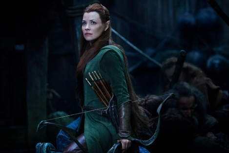 The controversial addition of Evangeline Lilly's Tauriel ultimately adds heart and even more of a sense of loss in The Battle of the Five Armies.