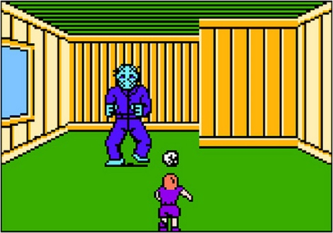 Be sure to specify that you want the purple Jason.