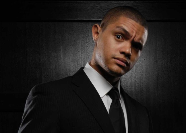 Trevor Noah, ladies and gentlemen. He said something offensive on the internet,,, what a world shaker.