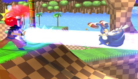 People want Goku so much that they've already added him to Smash Bros.