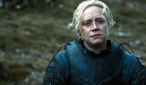 """""""Hmmm, okay I'm going to abandon Sansa to go walk a battlefield and hope I can find Stannis, hope he's still alive, hope there's no Boltons around and hope I can kill him. Brienne, you are a genius."""""""
