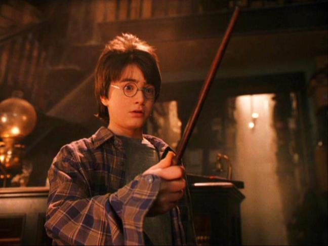 Harry's wand connection with Voldemort served as foreshadowing to just how closely the two characters were linked.