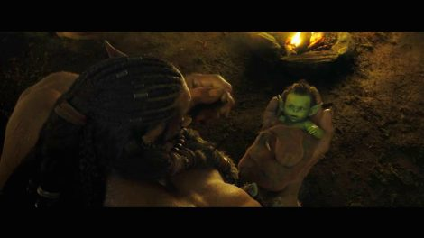 Seeing kid Anakin in Episode I might have been more important than seeing Thrall in this movie.